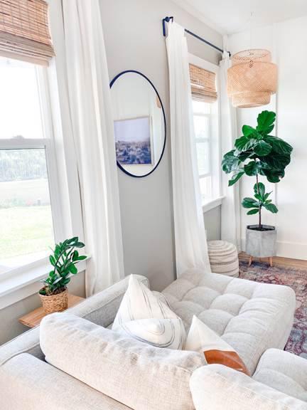 DIY Window Frame