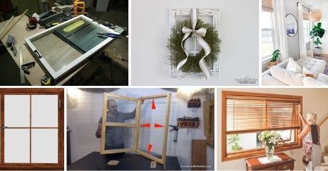 DIY-Window-Frame
