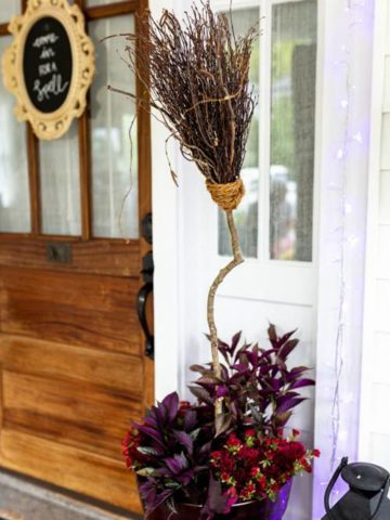 DIY Witch Broom Projects