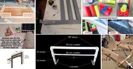 DIY-toddler-bed-rails