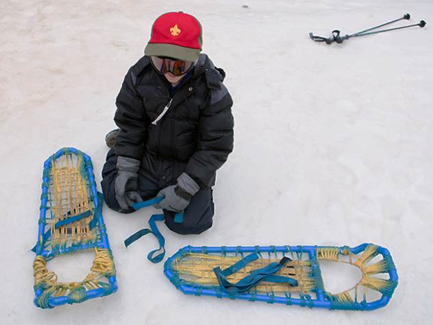 1-Homemade-PVC-Snowshoes