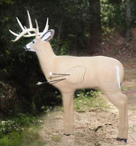 11-How-To-Make-3D-Archery-Target