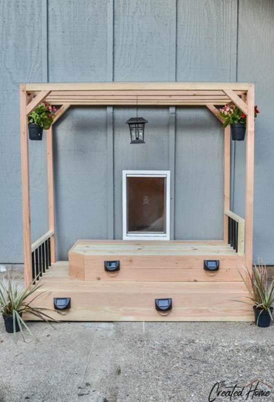12-DIY-Doggie-Door-Deck