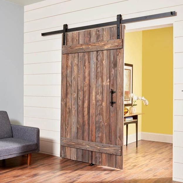 12-DIY-Rustic-Sliding-Door