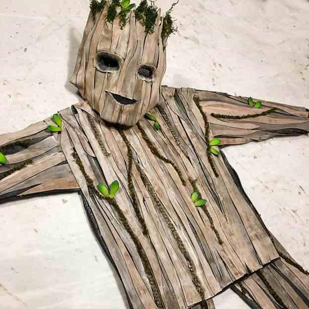 13-Groot-DIY-Halloween-Costume