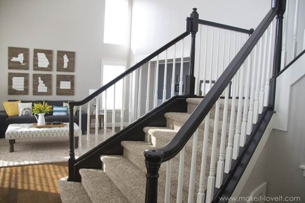 13-How-To-Stain-Wood-Stair-Railings