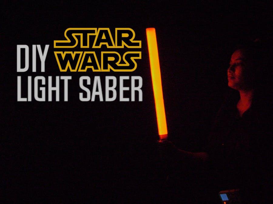 14-RGB-LED-Strip-Lightsaber