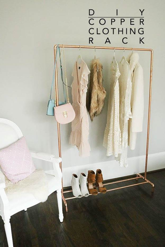15-DIY-Clothing-Rack-Cheap