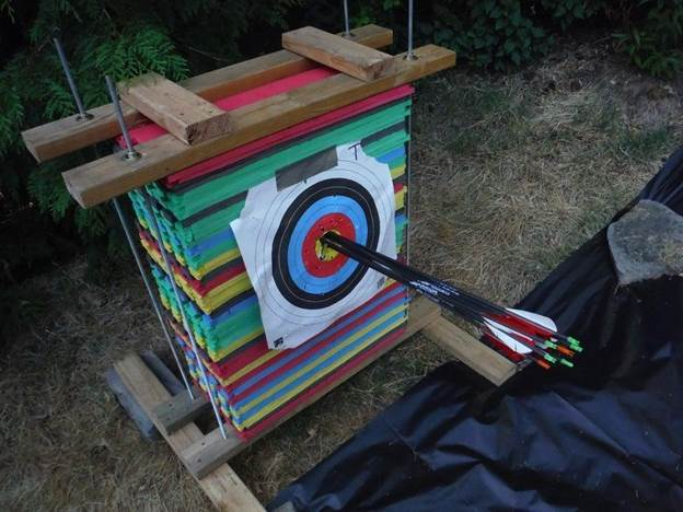 2-DIY-Archery-Target