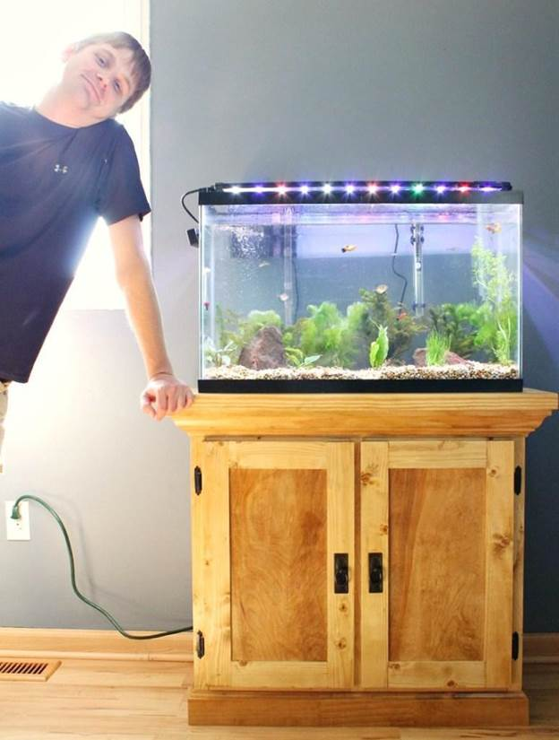 2-How-To-Build-An-Aquarium-Cabinet-Stand