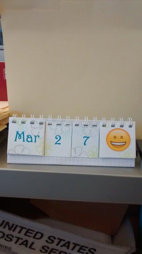 20-DIY-Flip-Calendar