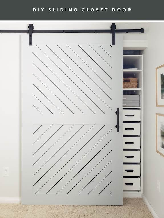 20-DIY-Sliding-Closet-Door