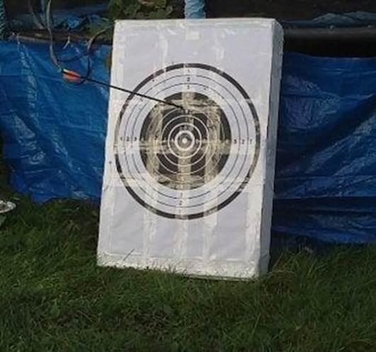 3-DIY-Homemade-Archery-Target