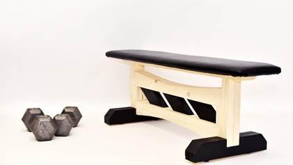 3-Workout-Flat-Weight-Bench