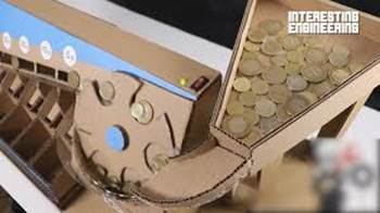 3. Mechanical Coin Sorter