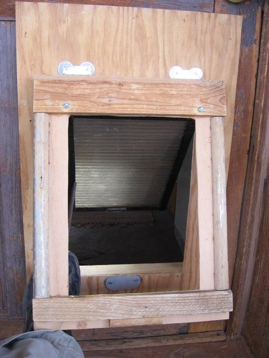 4-DIY-Dog-Door-
