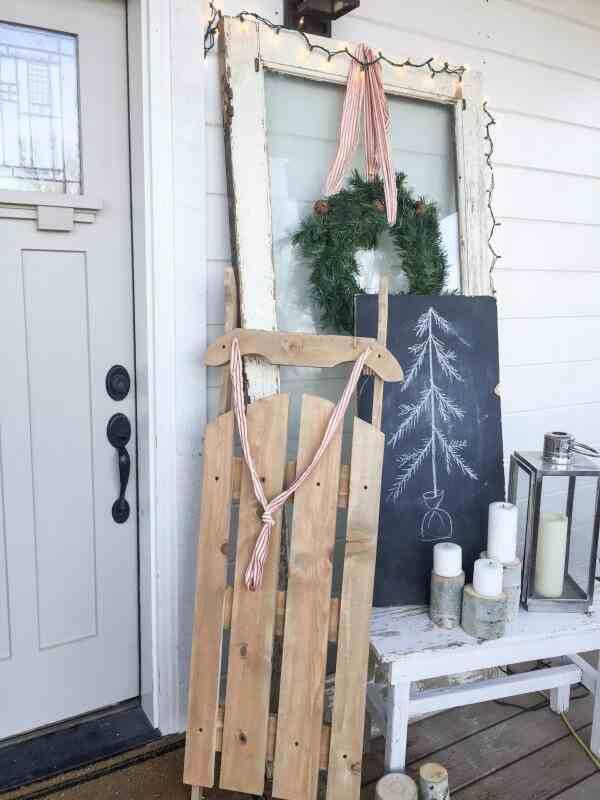 4-DIY-Vintage-Wooden-Sled