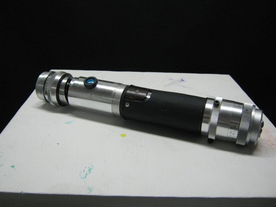 4-Homemade-Lightsaber-from-Junks