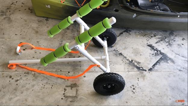 5-DIY-Kayak-Cart-With-PVC