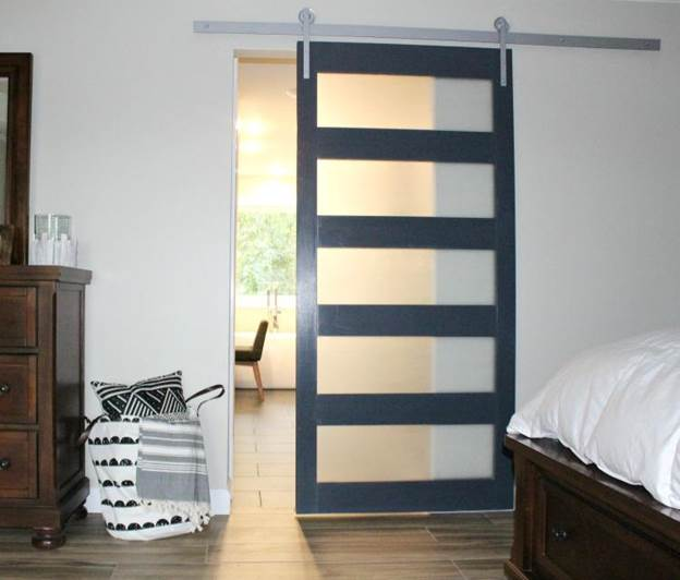 5-DIY-Modern-Sliding-Door