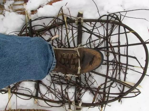 5-How-To-Make-Snowshoes-In-The-Wilderness