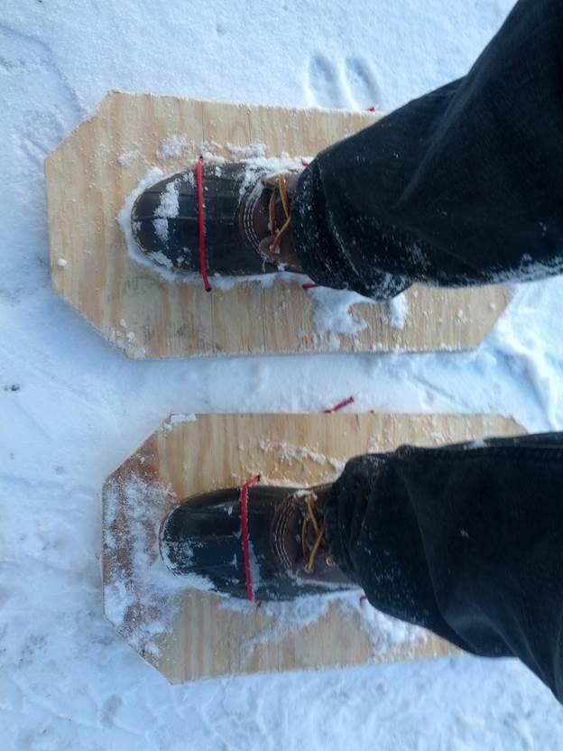 6-DIY-Snowshoes