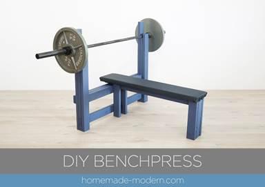 6-Modern-DIY-Benchpress