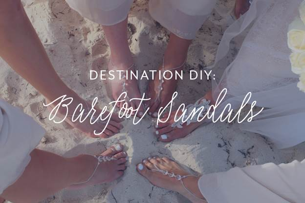 7-How-To-Make-Barefoot-Sandals-For-Wedding