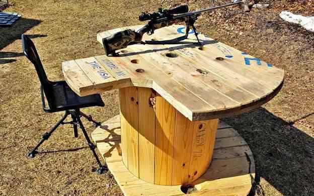 9-DIY-Cheap-Shooting-Bench