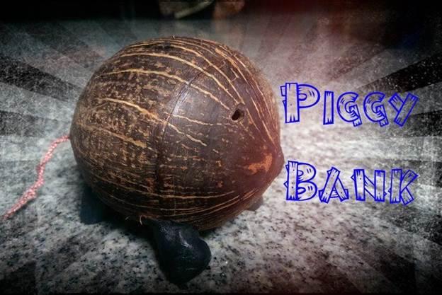 9-DIY-Coconut-Piggy-Bank