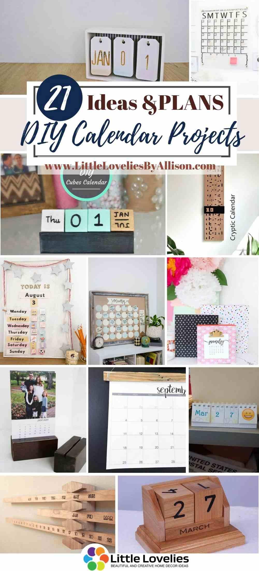 Best-DIY-Calendar-Projects