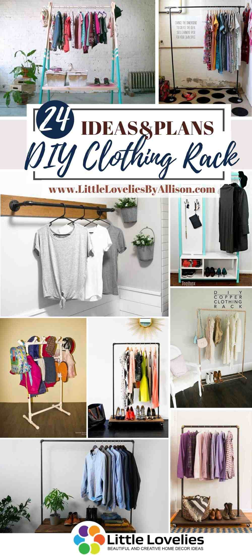 Best-DIY-Clothing-Rack