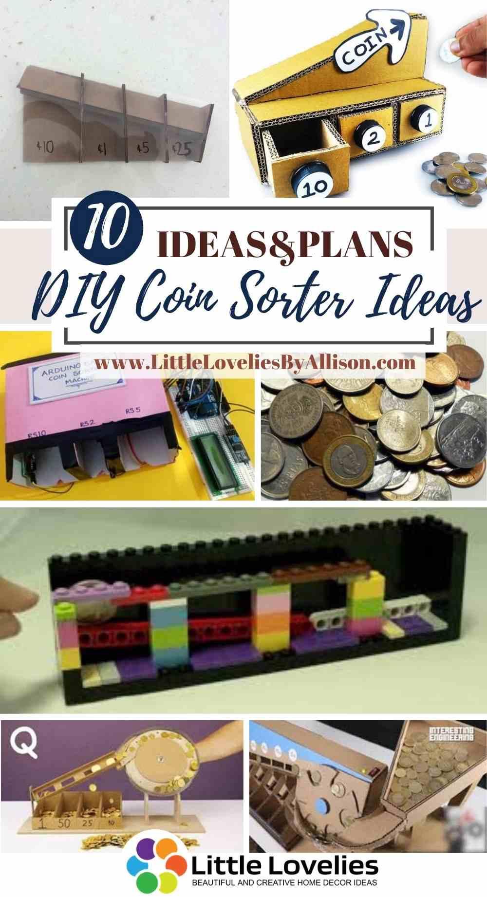 Best-DIY-Coin-Sorter-Ideas