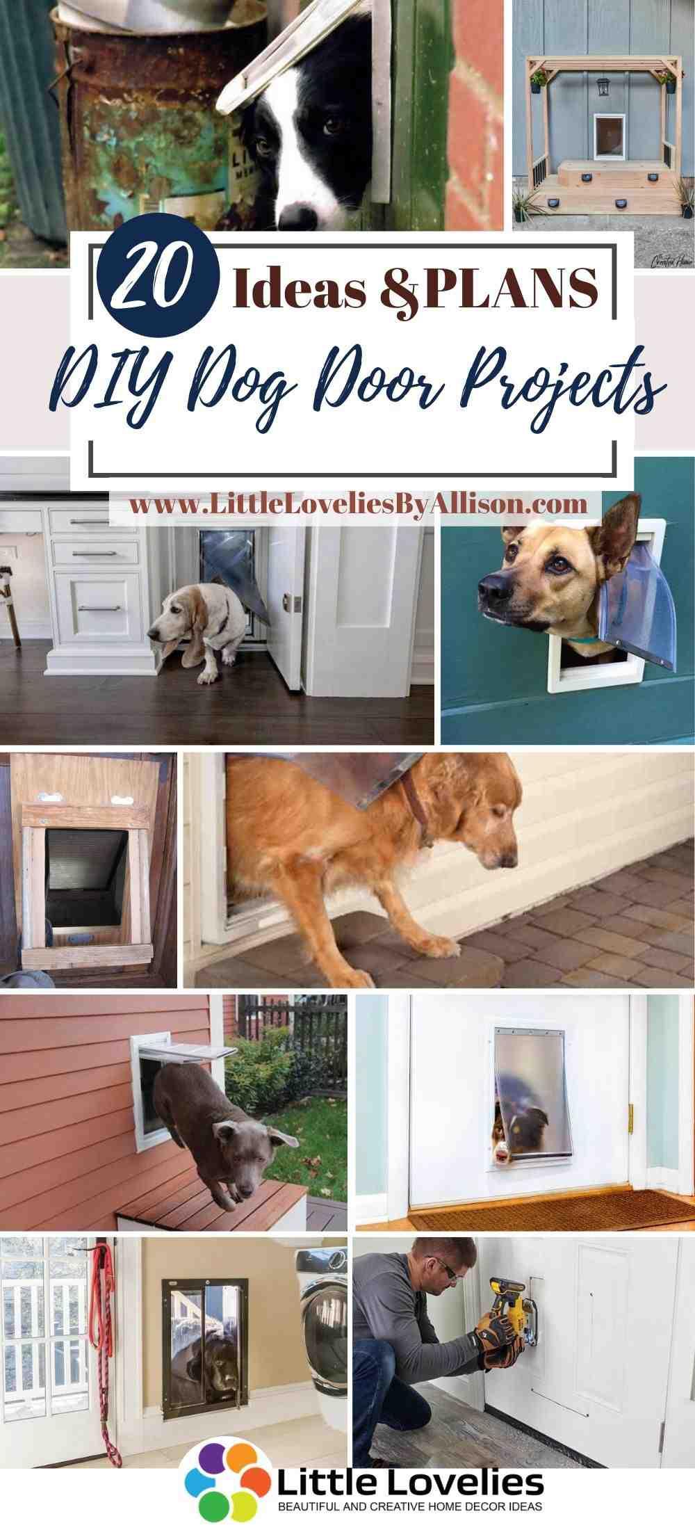 Best-DIY-Dog-Door-Projects