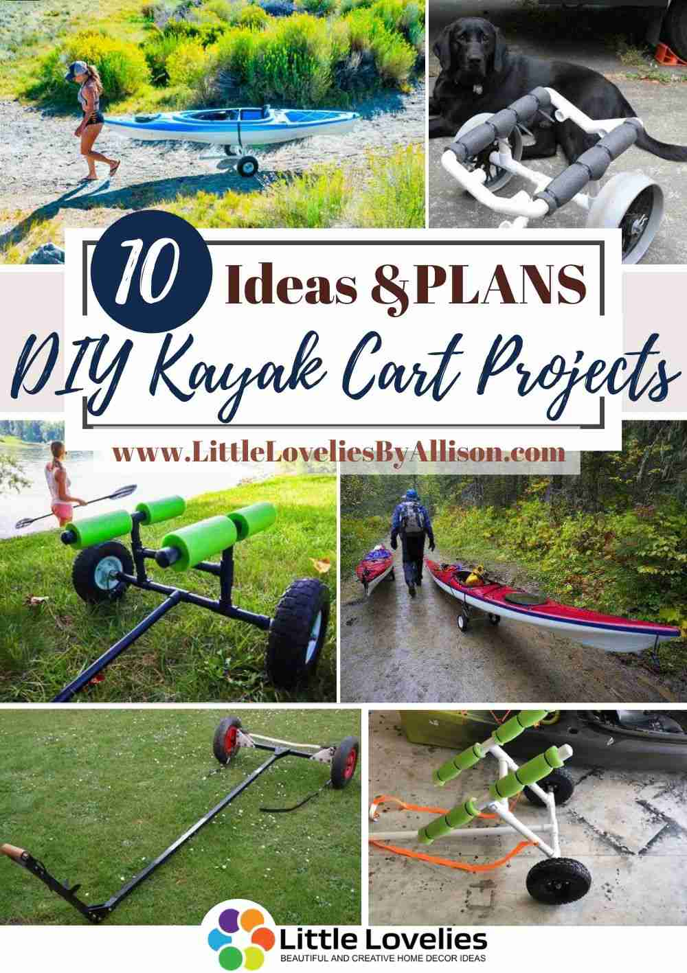 Best-DIY-Kayak-Cart