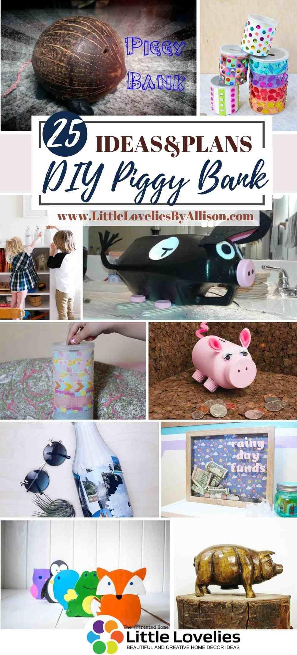 Best-DIY-Piggy-Bank-Projects