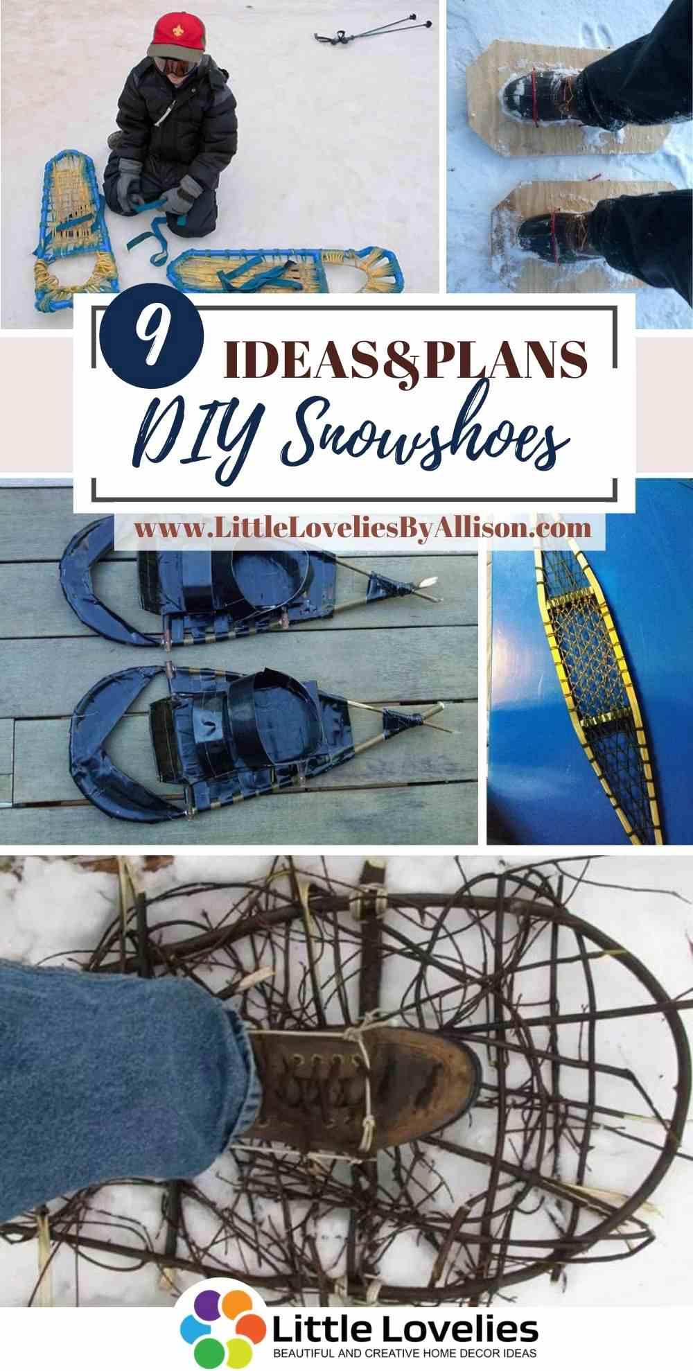 Best-DIY-Snowshoes