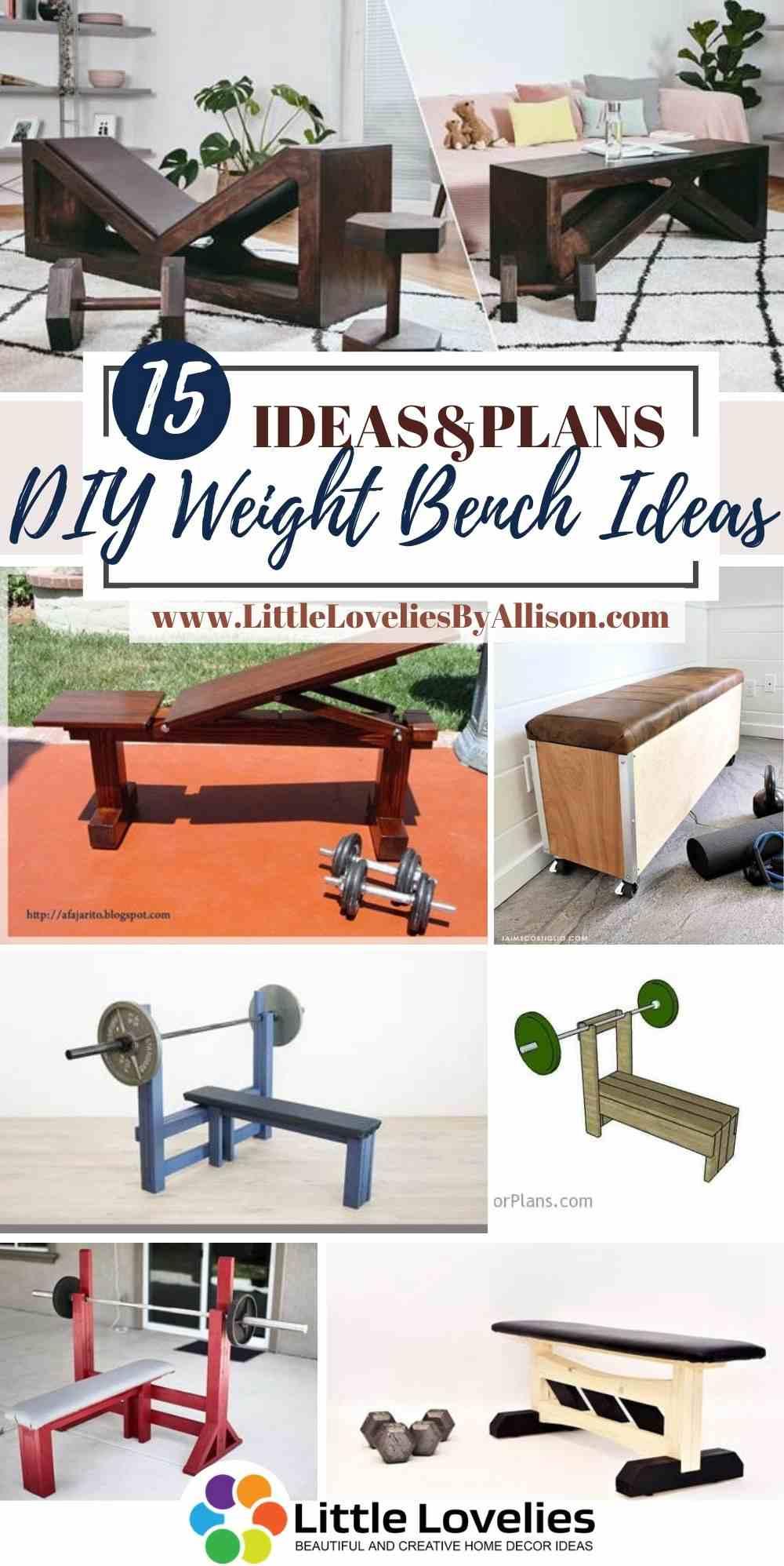 Best-DIY-Weight-Bench-Ideas