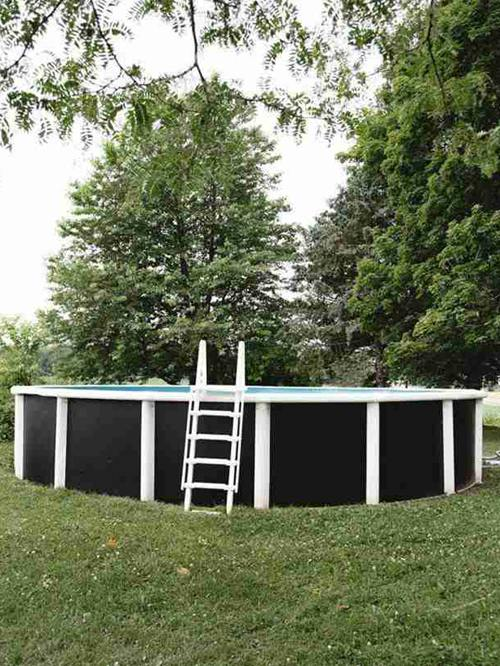 DIY Above Ground Pool Ideas