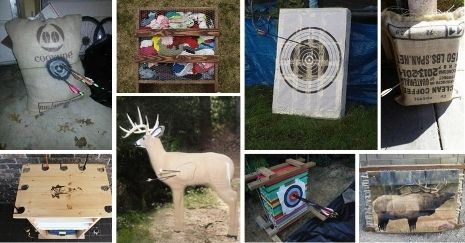 DIY-Archery-Target