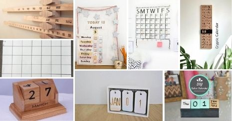 DIY-Calendar-Projects