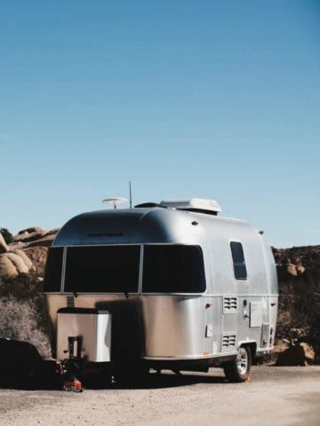 DIY Camper Trailer Ideas
