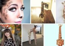 16 DIY Giraffe Costume Ideas – How To Make A Giraffe Costume