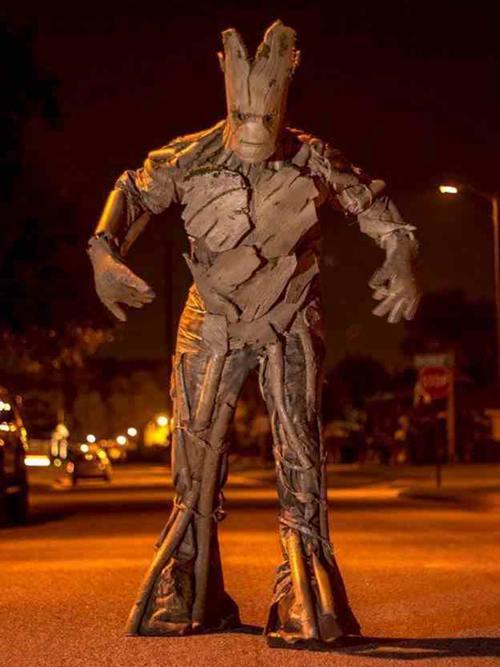 DIY Groot Costume Ideas