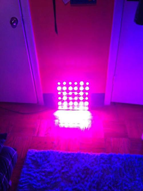 DIY LED Grow Light Projects