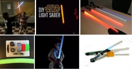 DIY-Lightsaber
