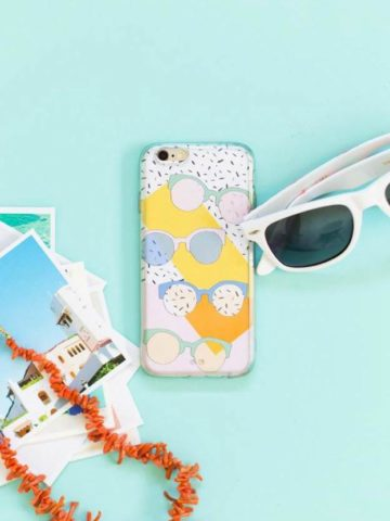 DIY Phone Case Projects