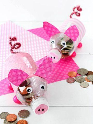 DIY Piggy Bank Projects