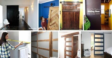 DIY-Sliding-Door-Ideas