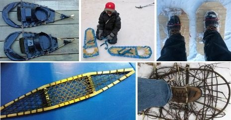 DIY-Snowshoes